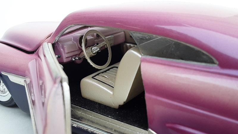 1949 Mercury - Customizing Kit - Trophie series - 3 in 1 - Amt 92466910