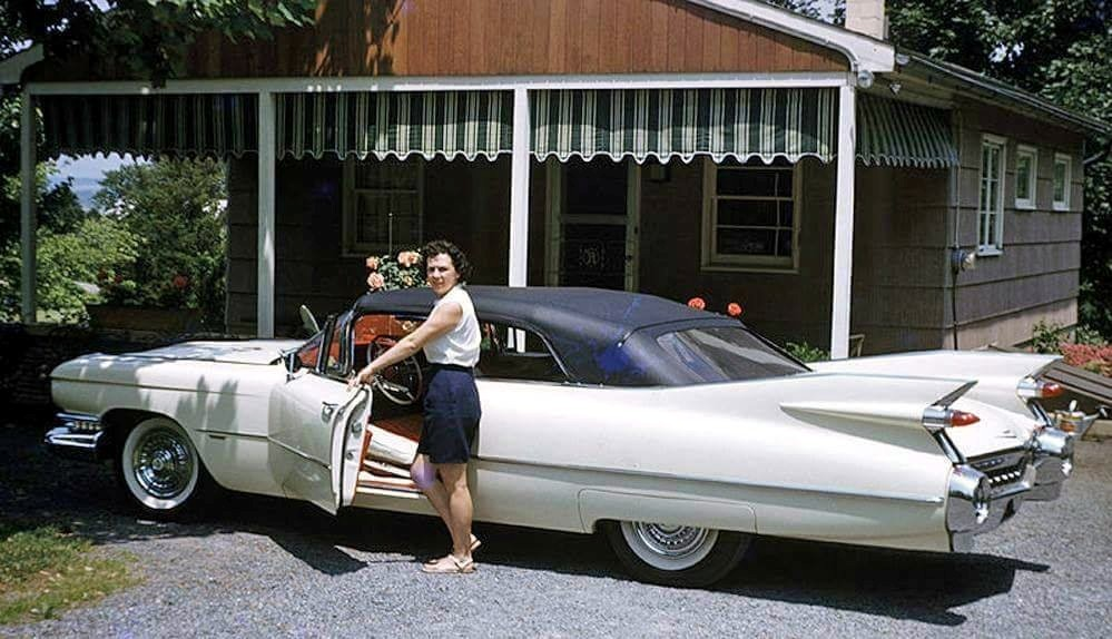 fifties & early sixties cars in situation - Vintage pics - Page 3 92547810
