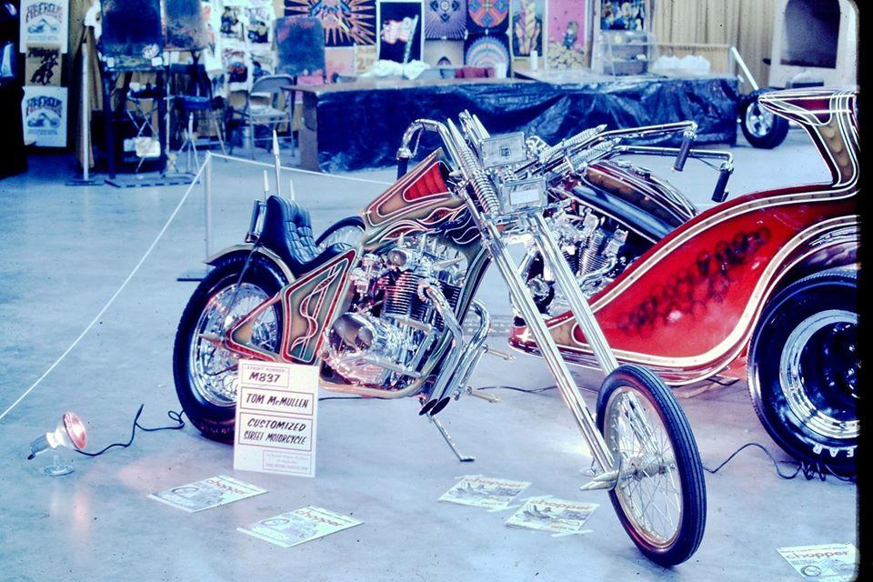 Photo Vintage -vintage pics - Chopper & Bobber - Page 3 92574110