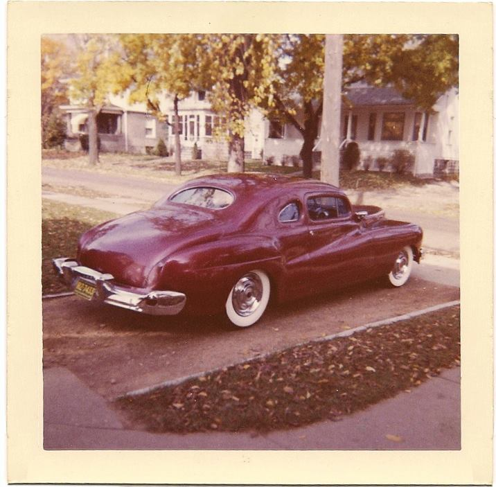 custom cars in the street - in situation ( vintage pics 1950's & 1960's)  - Page 6 92657410