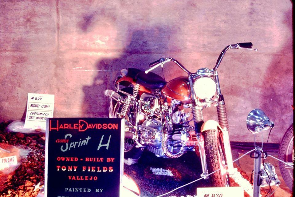 Photo Vintage -vintage pics - Chopper & Bobber - Page 3 92697010
