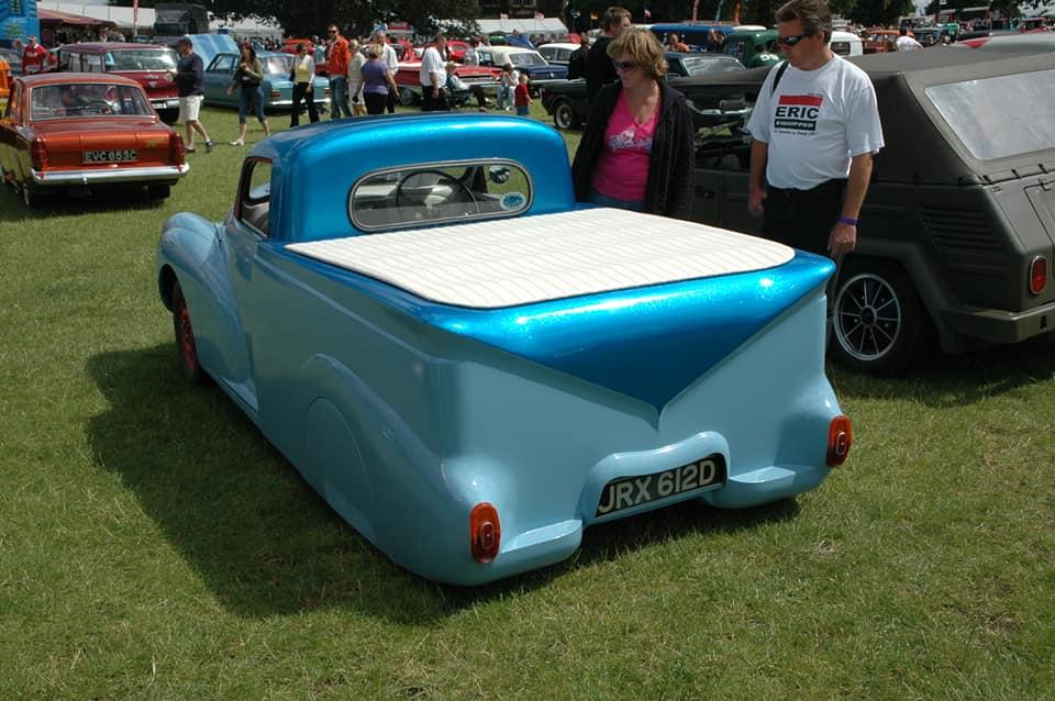 British classic car custom & mild custom - UK - GB - England 92701812