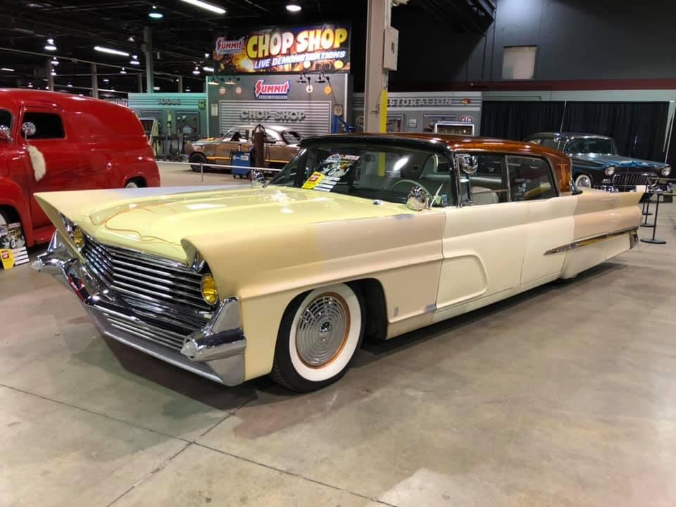 Lincoln 1958 - 1960 custom & mild custom - Page 2 92745810