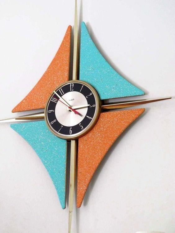Horloges & Reveils fifties - 1950's clocks - Page 4 92779710