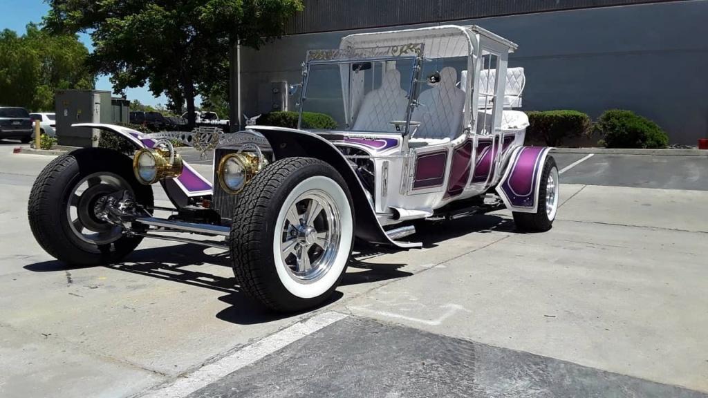 Munster Koach version to Gotham Garage 92811310