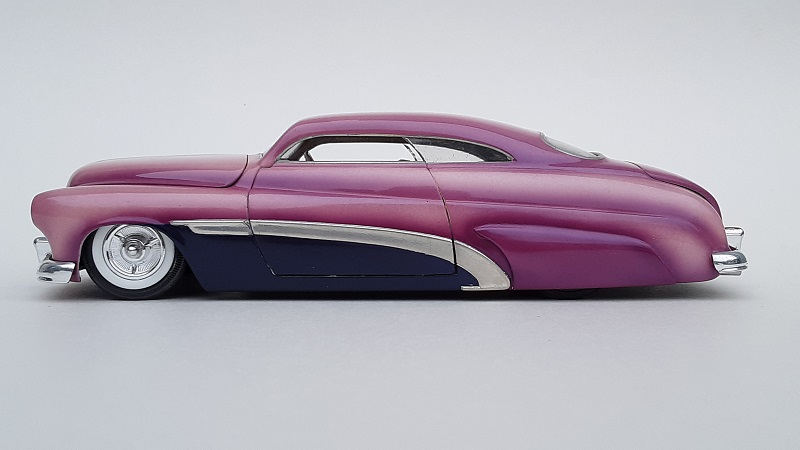 1949 Mercury - Customizing Kit - Trophie series - 3 in 1 - Amt 92812310