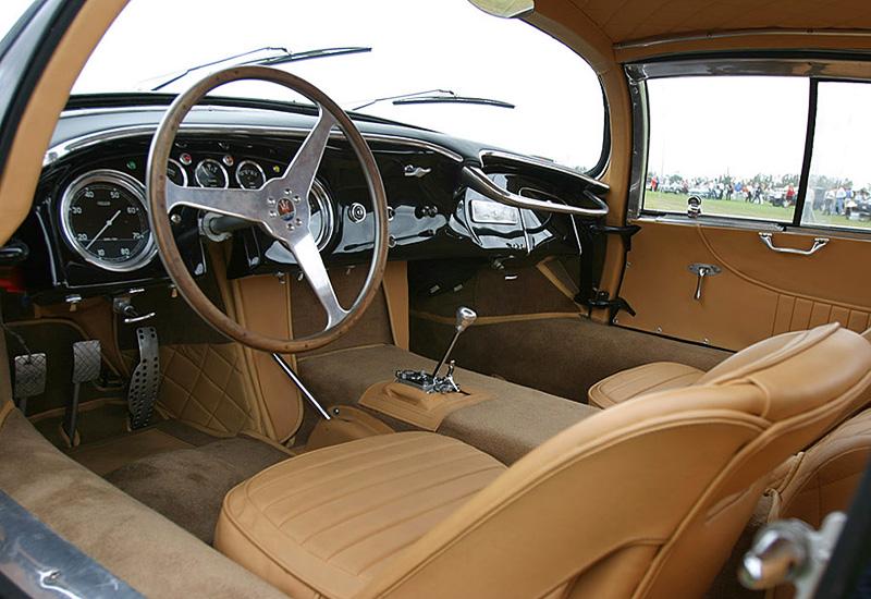1957 - Maserati 450S Costin Zagato Coupe, V8,  92818610