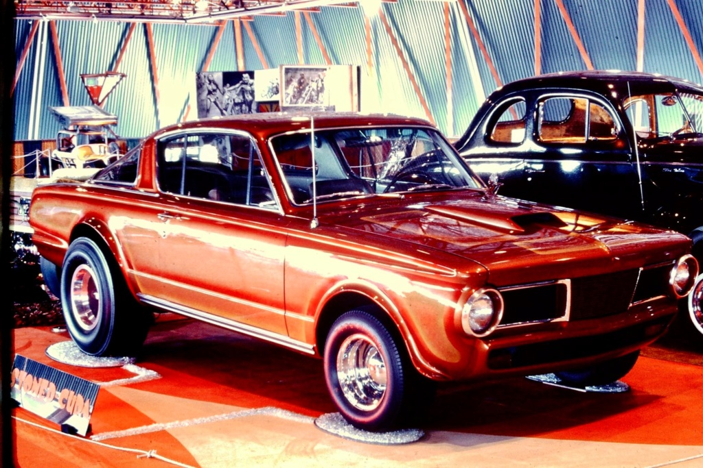 Sacramento Autorama 1970 - Ron Brook's pics 92830711