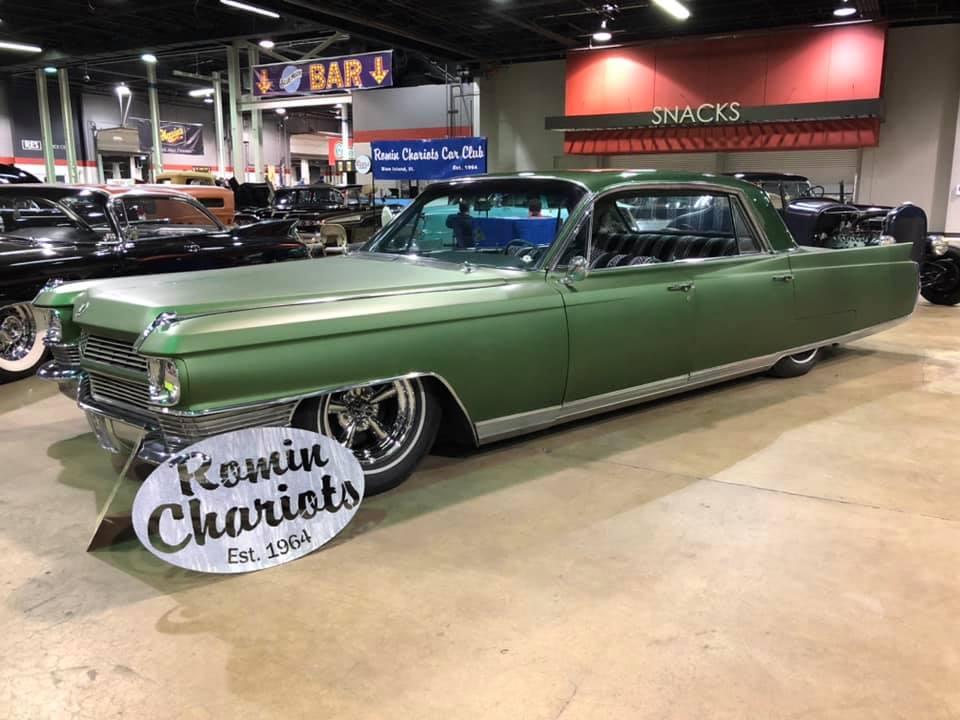 Cadillac 1961 - 1968 Custom & mild custom - Page 5 92909710