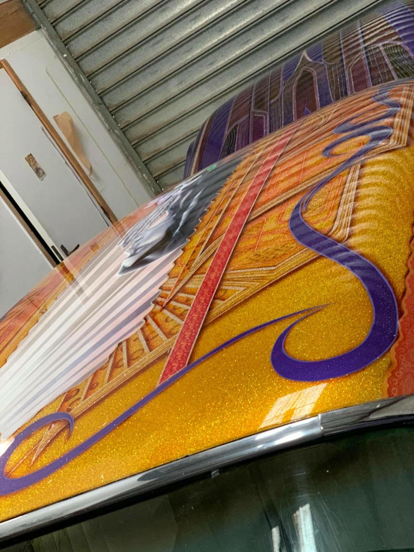 auto's crazy paint - peinture de fou sur carrosseries - Page 2 92947510