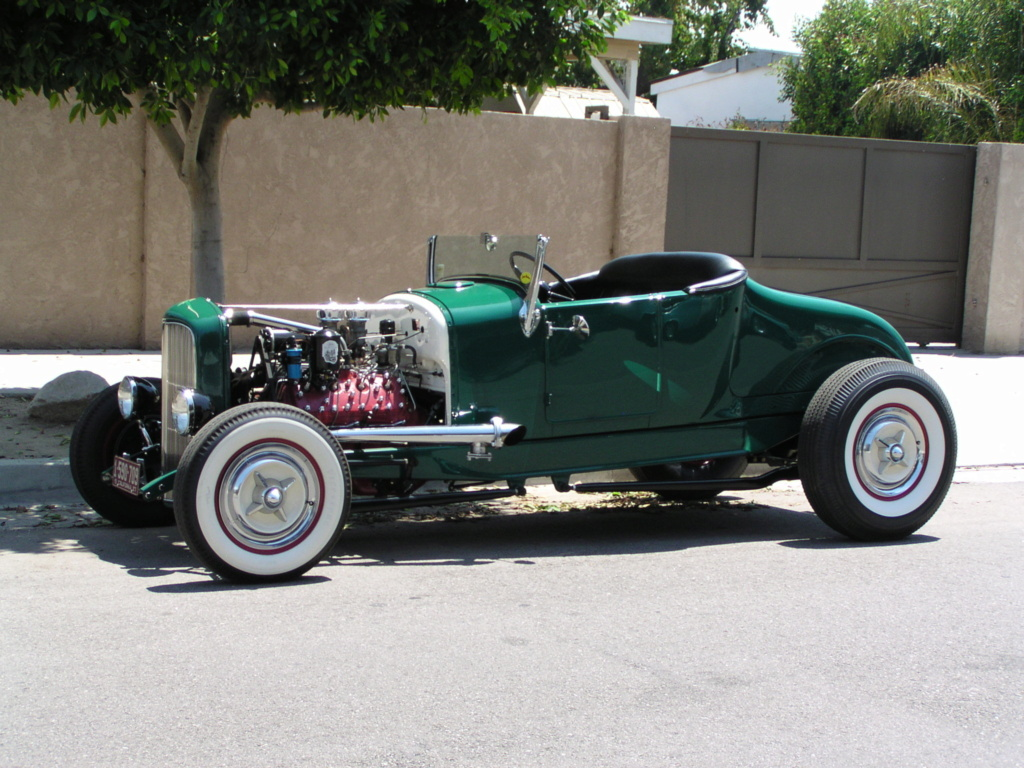 Traditional hot rods to 40s, 50s and 60s 92948210