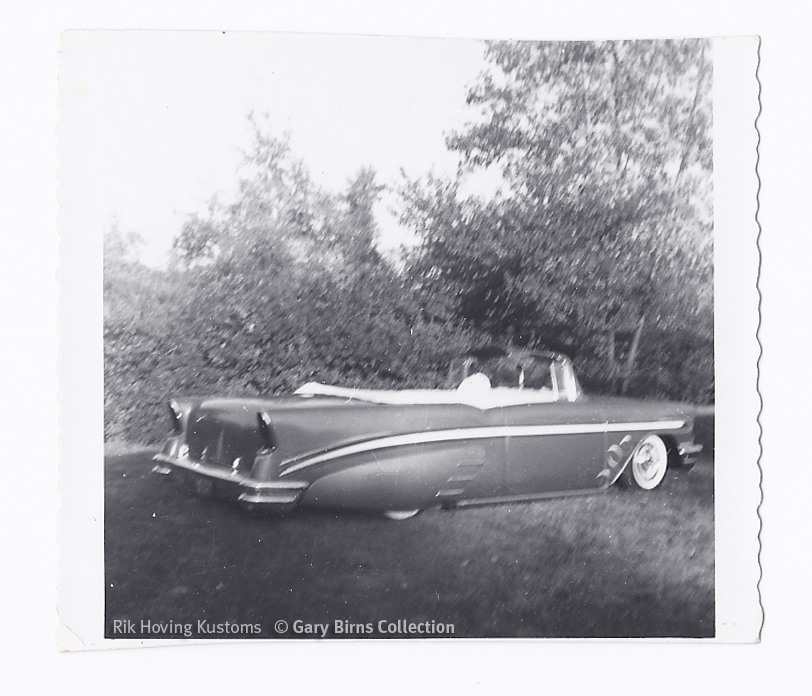 custom cars in the street - in situation ( vintage pics 1950's & 1960's)  - Page 6 93180910