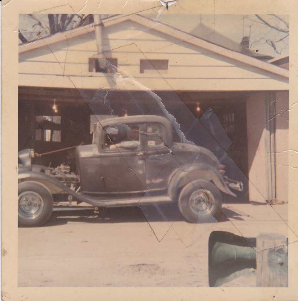 "Hot rod in street - Vintage pics - ""Photos rétros"" -  - Page 6 93221610"