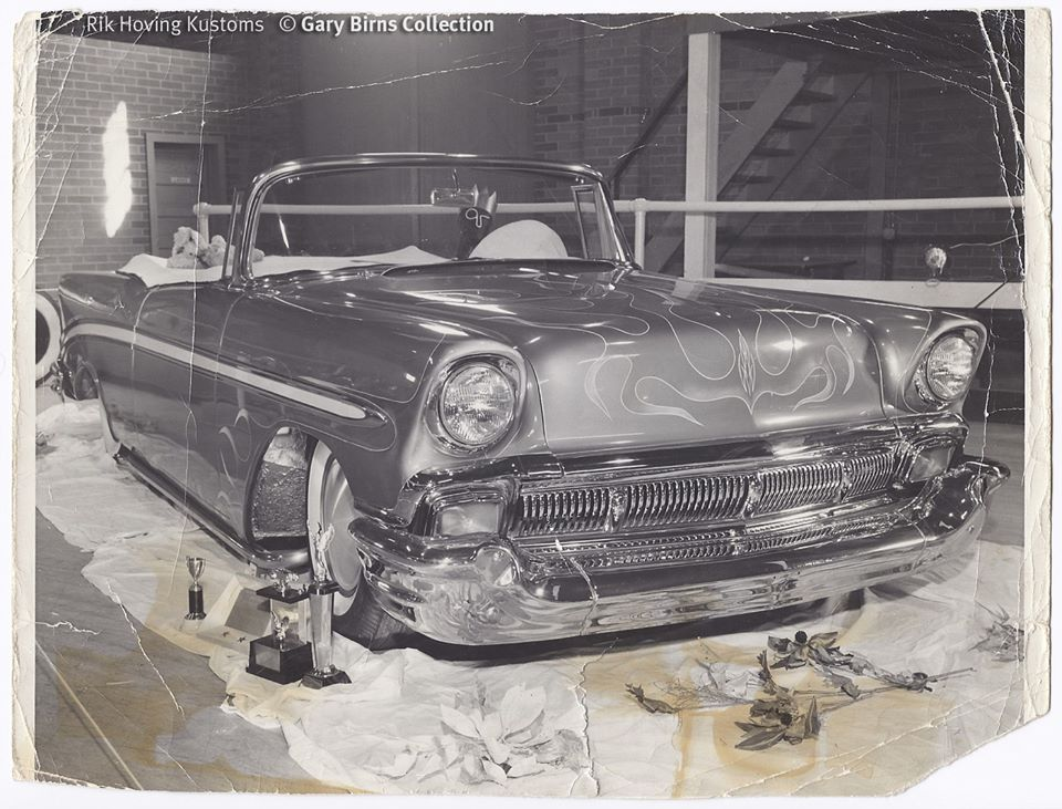 custom cars in the street - in situation ( vintage pics 1950's & 1960's)  - Page 6 93276910