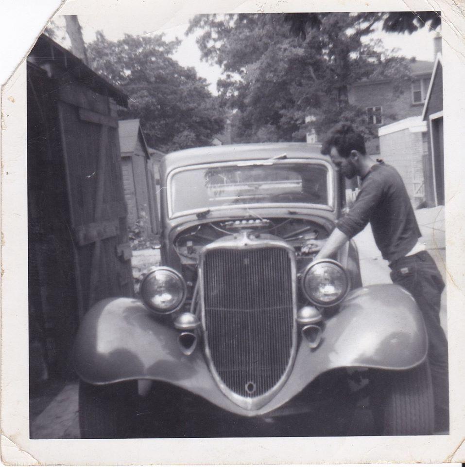 "Hot rod in street - Vintage pics - ""Photos rétros"" -  - Page 6 93362710"