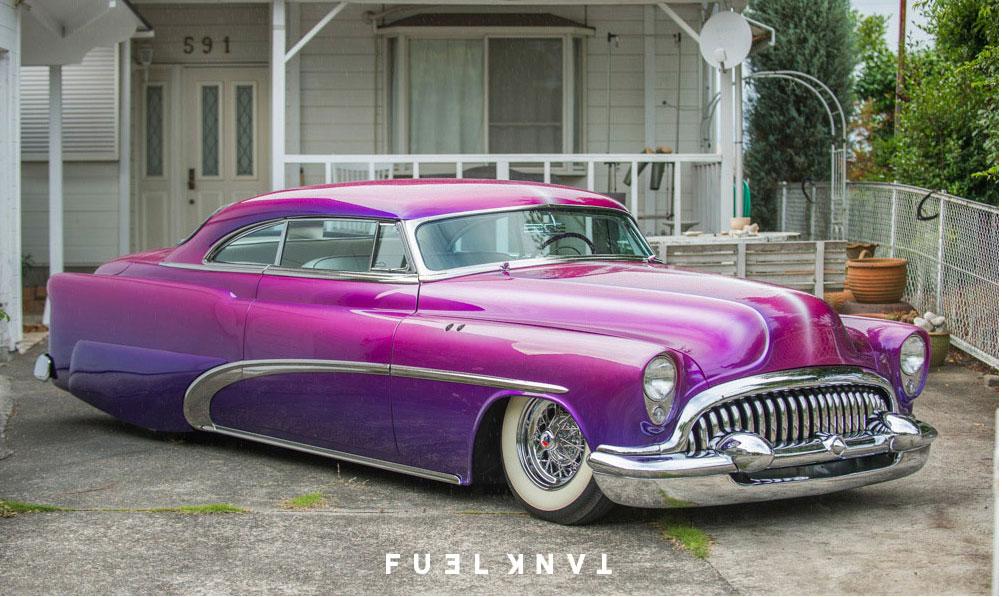 1953 Buick - Purple Haze - Gene Winfield 934