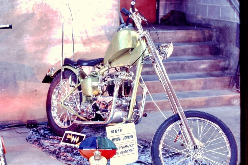 Photo Vintage -vintage pics - Chopper & Bobber - Page 4 93409410