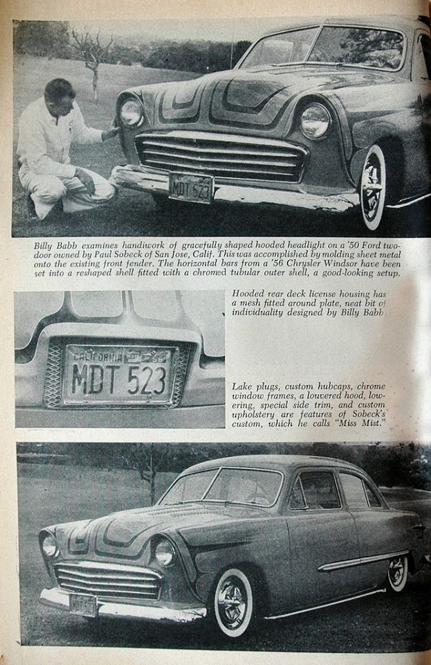 Trend Book 175 - Custom cars 1959 - Page 2 93418412