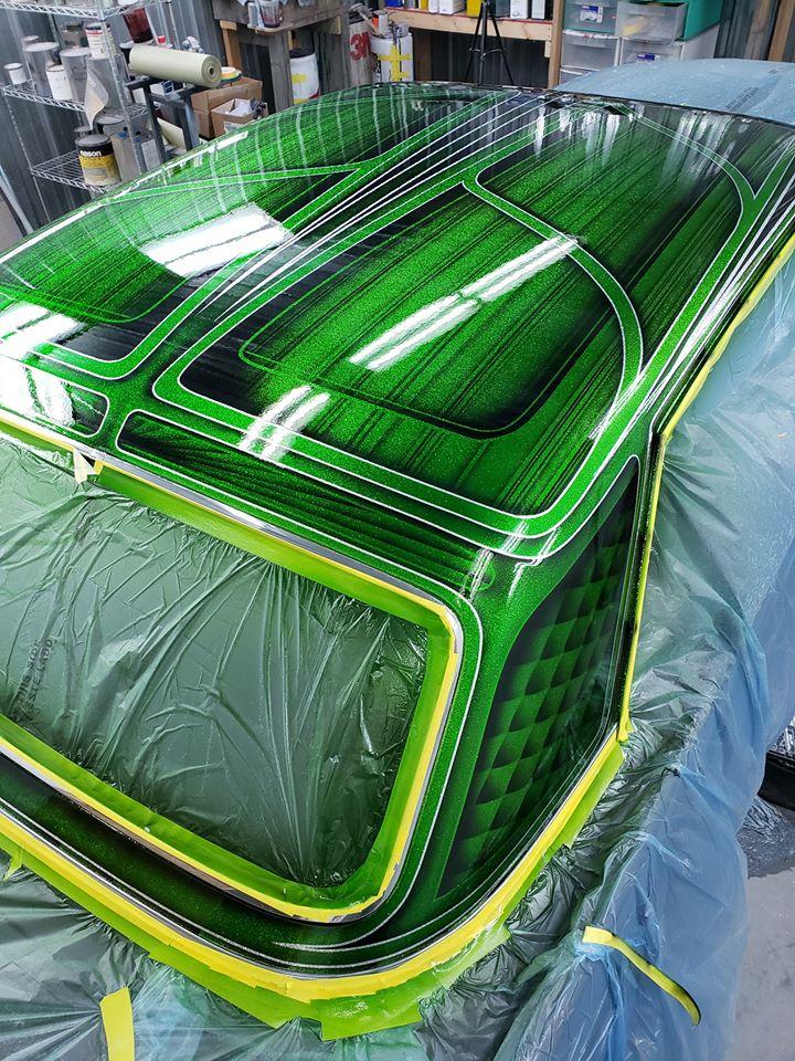 auto's crazy paint - peinture de fou sur carrosseries - Page 2 93425210