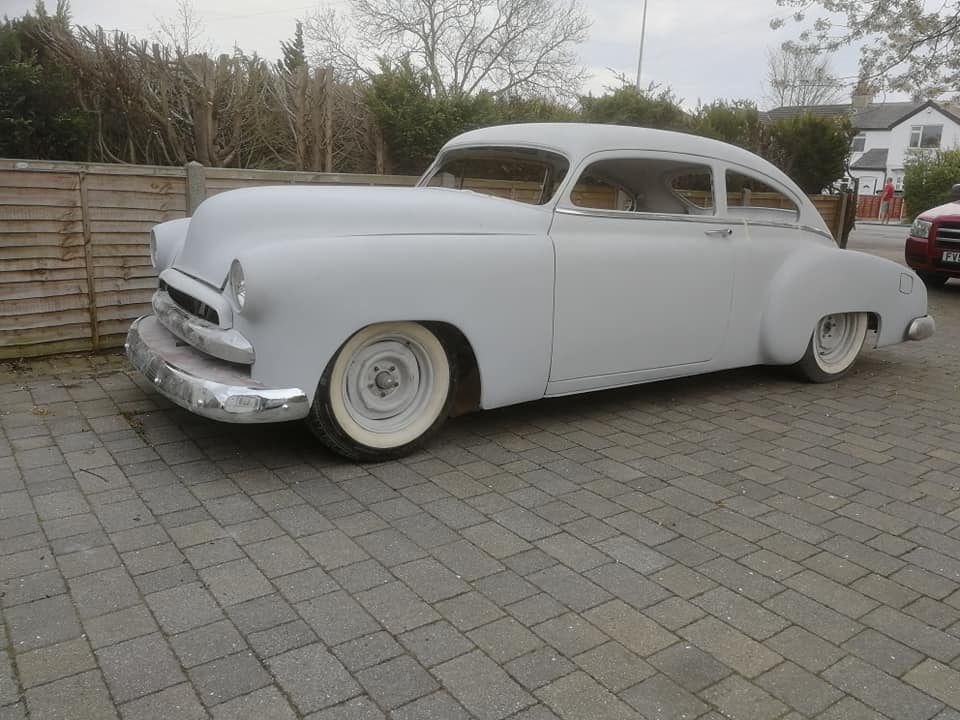 Chevy 1949 - 1952 customs & mild customs galerie - Page 27 93426610
