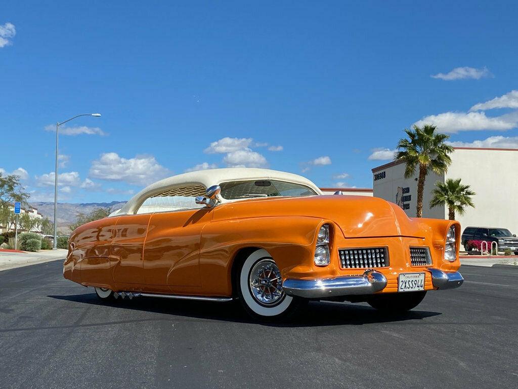 "1951 Mercury Custom Sedan BUILT BY HALL OF FAME KUSTOMIZER FRANK DE ROSA  INDUSTRY KNOWN AS ""MERCURY 4"" 935"