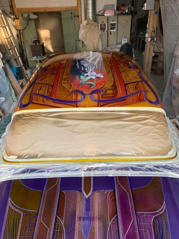auto's crazy paint - peinture de fou sur carrosseries - Page 2 93600310