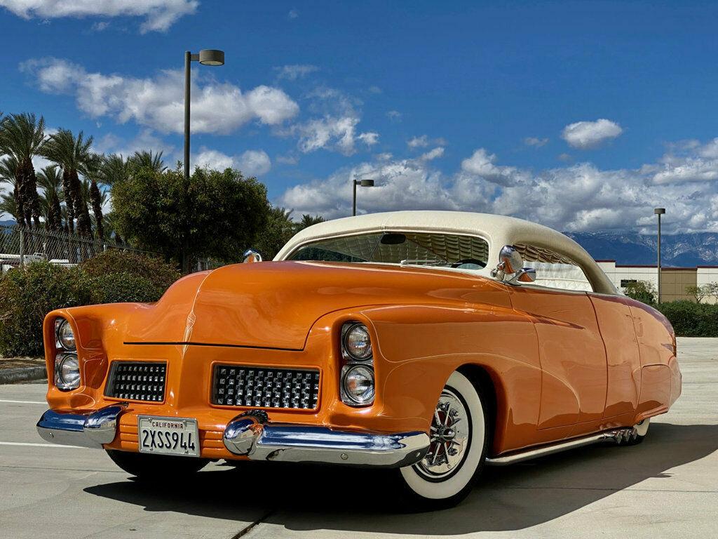 "1951 Mercury Custom Sedan BUILT BY HALL OF FAME KUSTOMIZER FRANK DE ROSA  INDUSTRY KNOWN AS ""MERCURY 4"" 93655911"