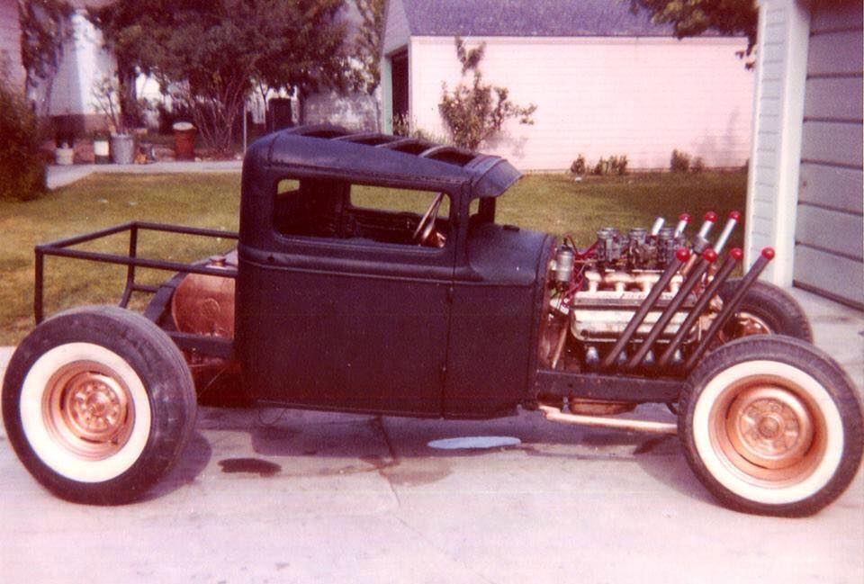 "Hot rod in street - Vintage pics - ""Photos rétros"" -  - Page 6 93702211"