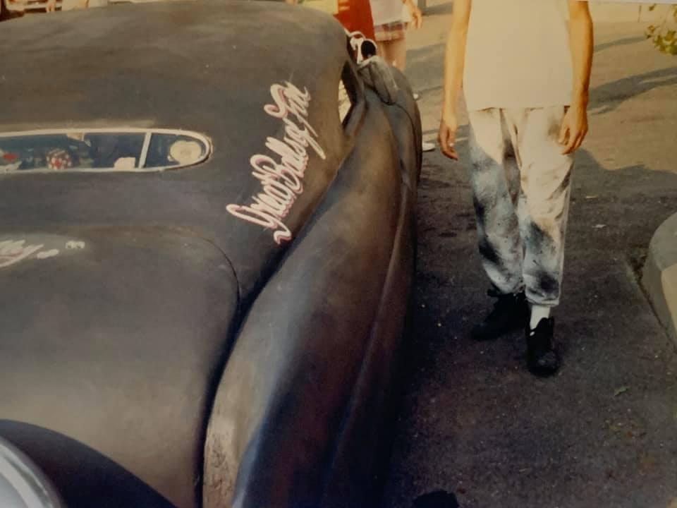 "1951 Mercury - Great Balls of Fire -  Joe -""The Fonz"" Carloni 93769910"