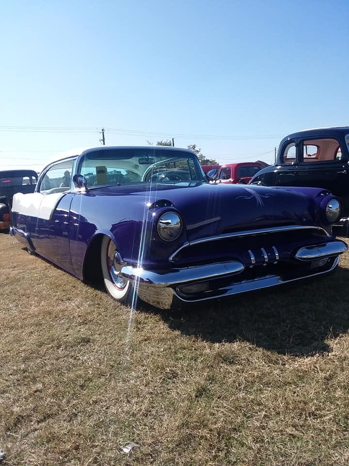 1955 Pontiac kustom - Austin Berry 93841610