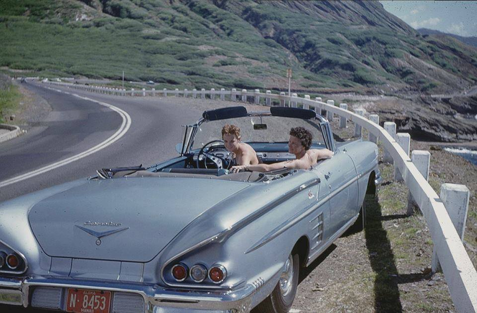 fifties & early sixties cars in situation - Vintage pics - Page 3 93853210