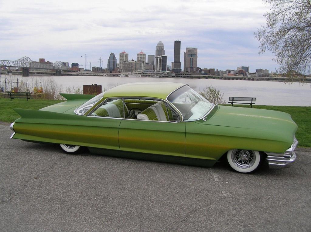 Cadillac 1961 - 1968 Custom & mild custom - Page 5 93ff2a10