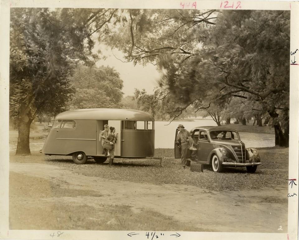 Vintage pics - Caravaning et retro camping - Vintage trailer & van 94104310