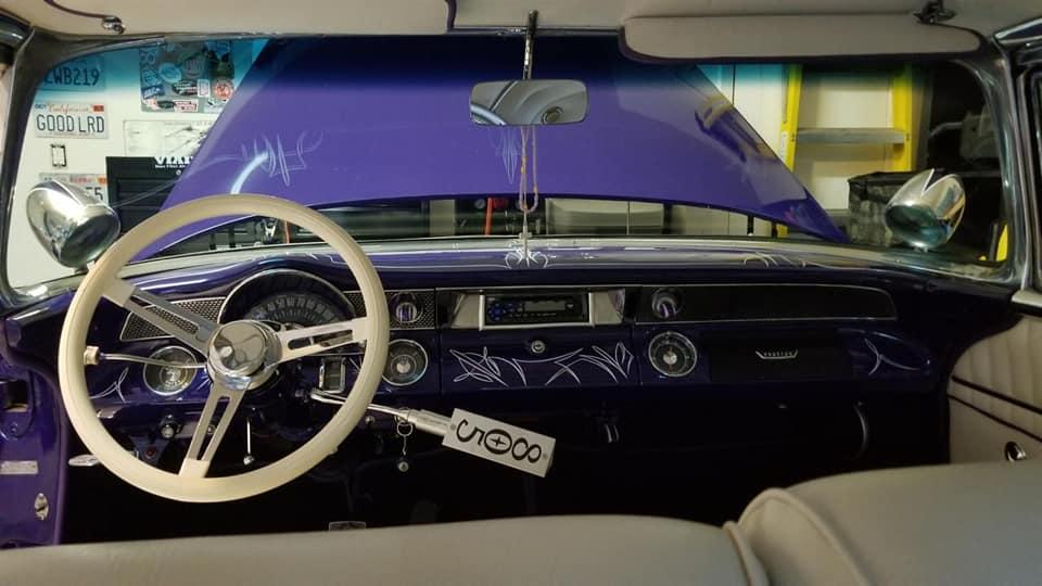 1955 Pontiac kustom - Austin Berry 94133310