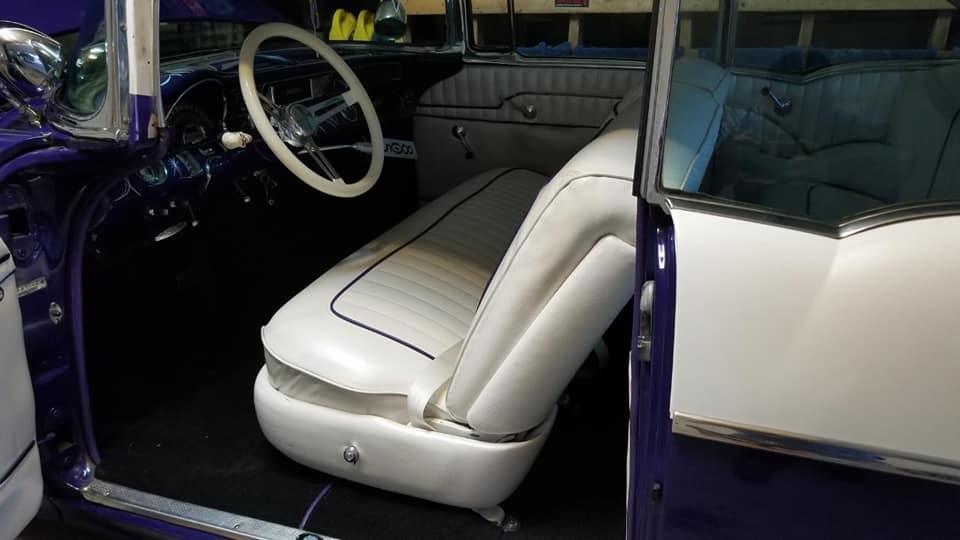 1955 Pontiac kustom - Austin Berry 94259910