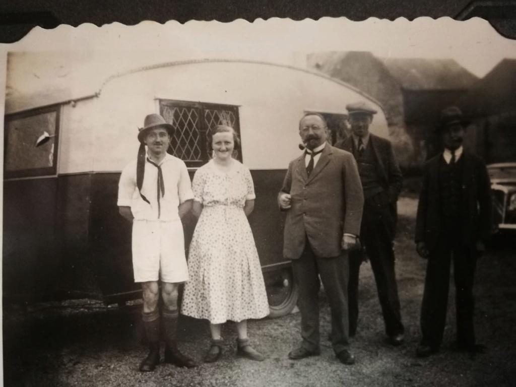 Vintage pics - Caravaning et retro camping - Vintage trailer & van 94310910