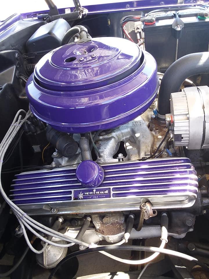 1955 Pontiac kustom - Austin Berry 94333410