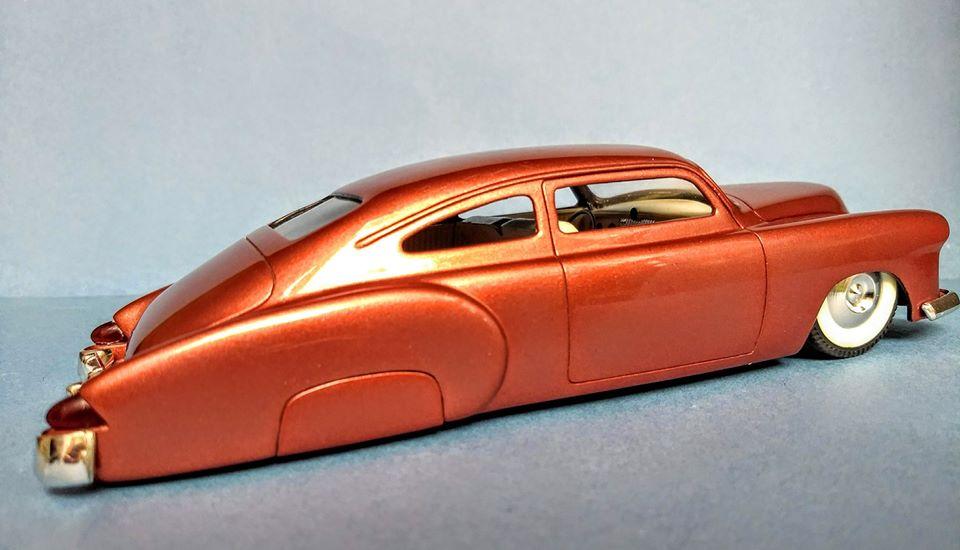 Bill Stillwagon - Model Kit - Kustom car artist - Page 3 94880810