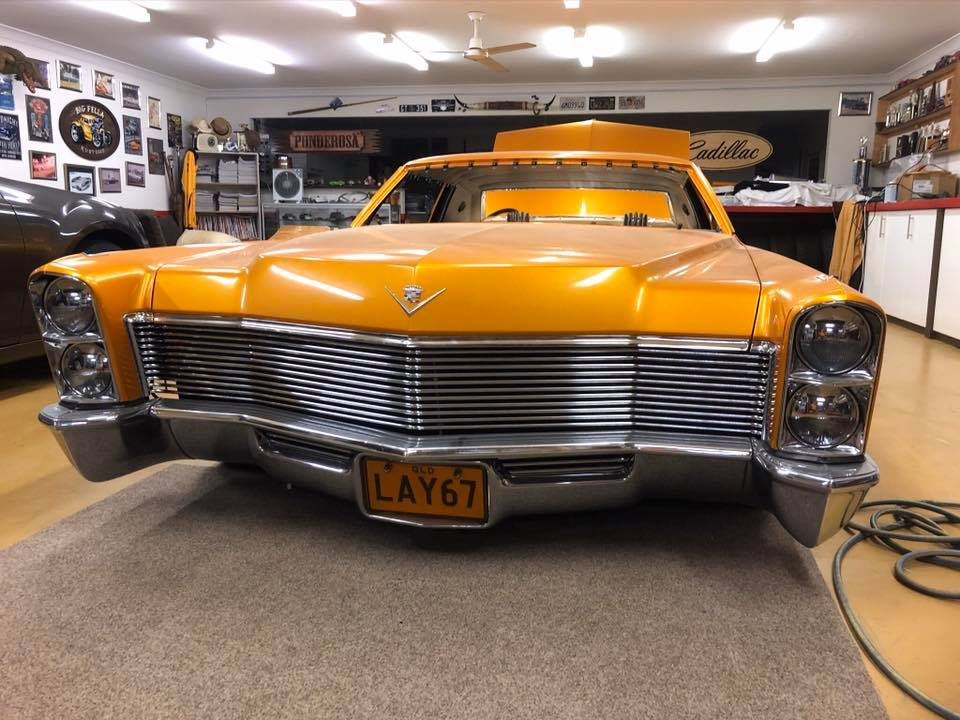 Cadillac 1961 - 1968 Custom & mild custom - Page 5 94979310