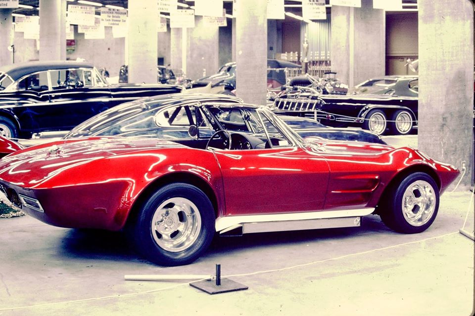 60'-70' GM Street Machines 95015810