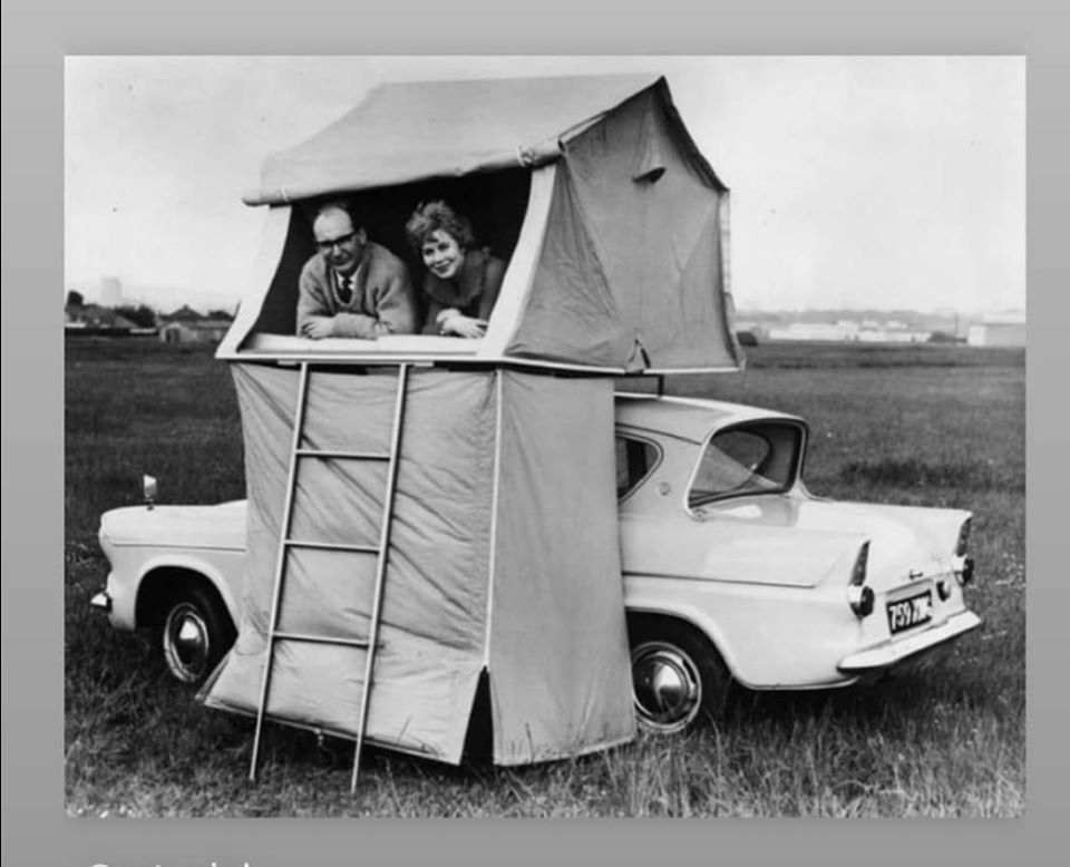 Vintage pics - Caravaning et retro camping - Vintage trailer & van 95044510