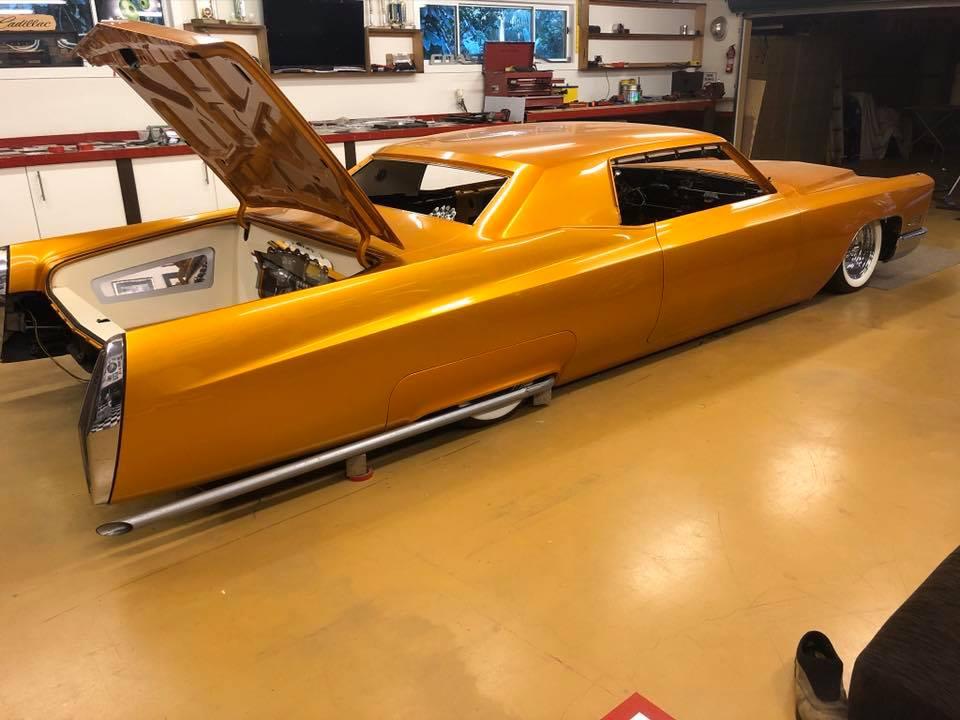 Cadillac 1961 - 1968 Custom & mild custom - Page 5 95415510