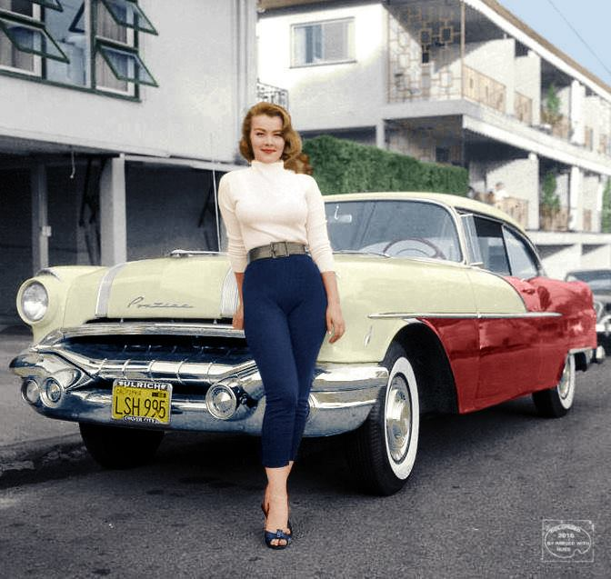B & W Classic cars and vintage pics colorized by Imbued with hues - Page 2 95491210