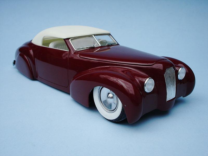 Bill Stillwagon - Model Kit - Kustom car artist - Page 3 95571910