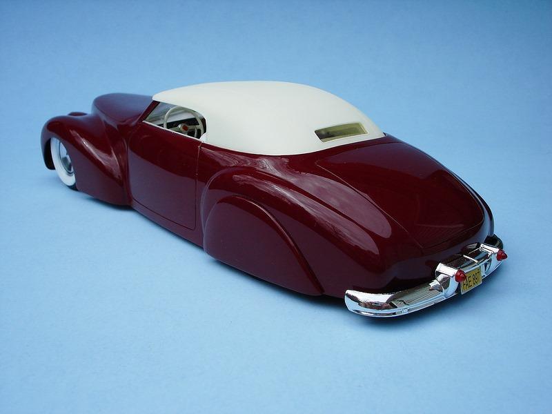 Bill Stillwagon - Model Kit - Kustom car artist - Page 3 95586010