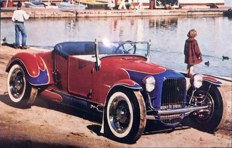 "Hot rod in street - Vintage pics - ""Photos rétros"" -  - Page 6 95707610"