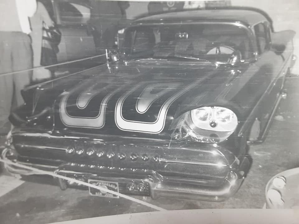 1958 Oakland Roadster Show. - Gerald A. Fleming   95759510