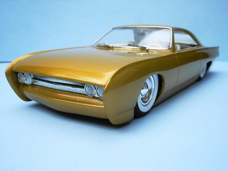 Bill Stillwagon - Model Kit - Kustom car artist - Page 3 95913710
