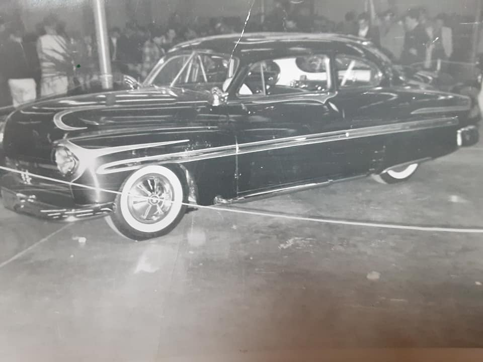 1958 Oakland Roadster Show. - Gerald A. Fleming   95959210