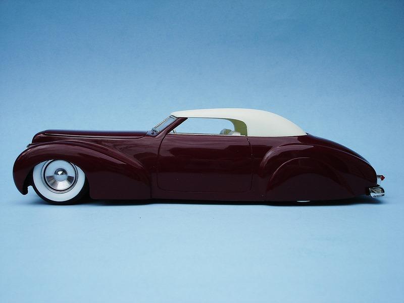 Bill Stillwagon - Model Kit - Kustom car artist - Page 3 96082610